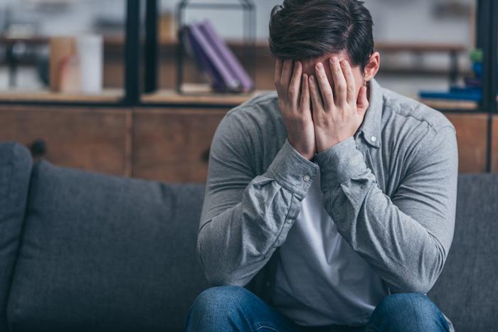 استرس و اضطراب شدید